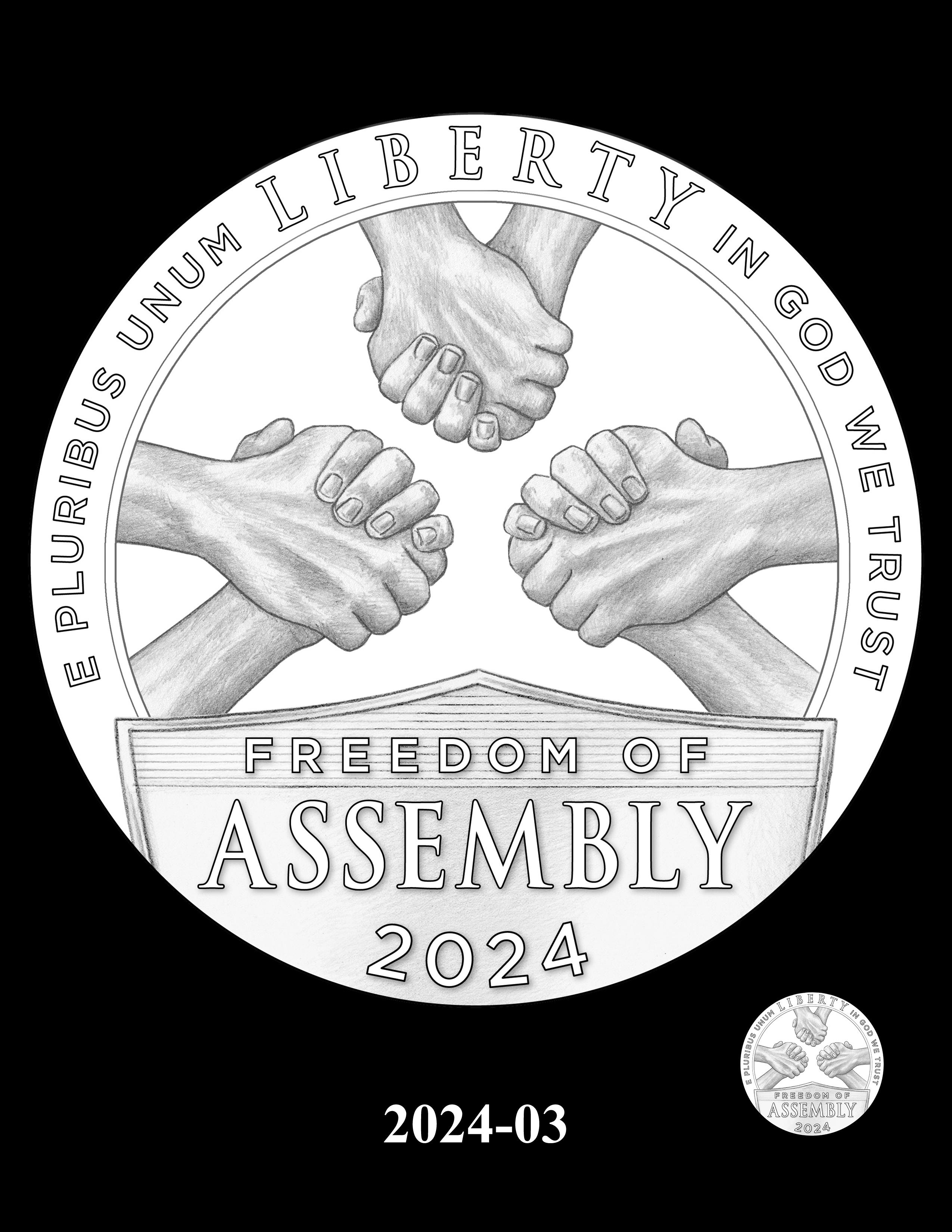 03-2024 -- 2021 - 2025 American Eagle Platinum Proof Program