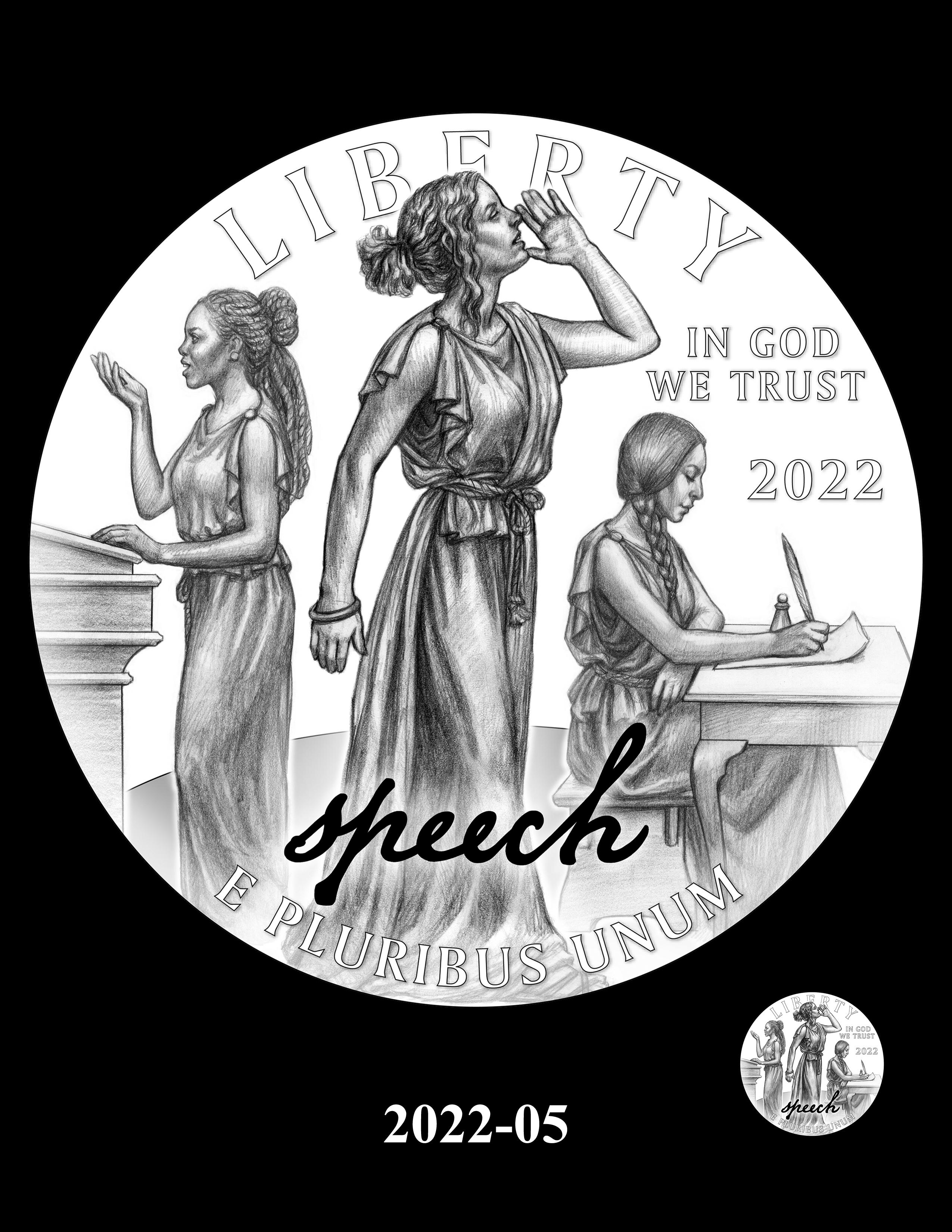 05-2022 -- 2021 - 2025 American Eagle Platinum Proof Program