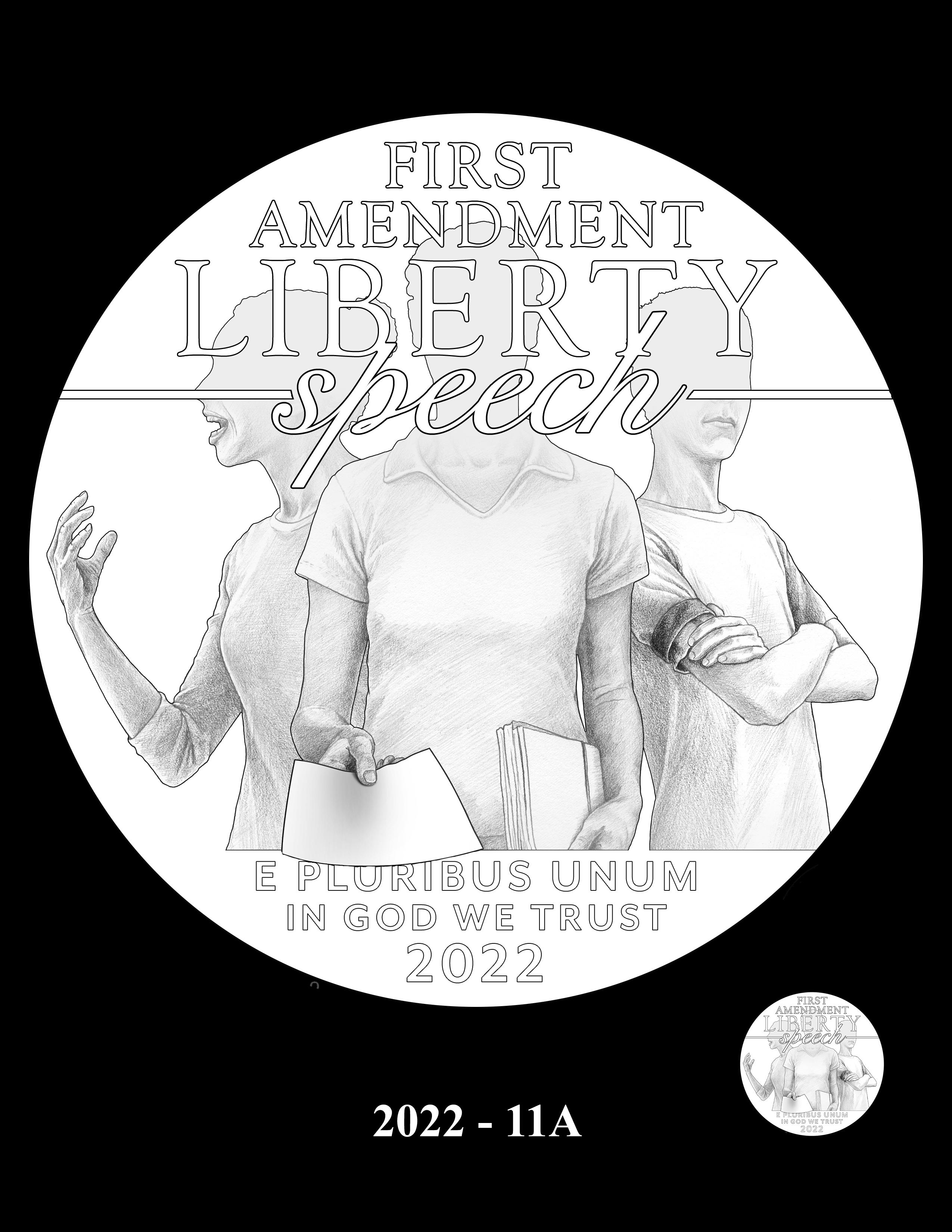 11A-2022 -- 2021 - 2025 American Eagle Platinum Proof Program