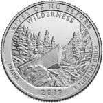 2019 America the Beautiful Quarters Coin River of No Return Wilderness Idaho Proof Reverse