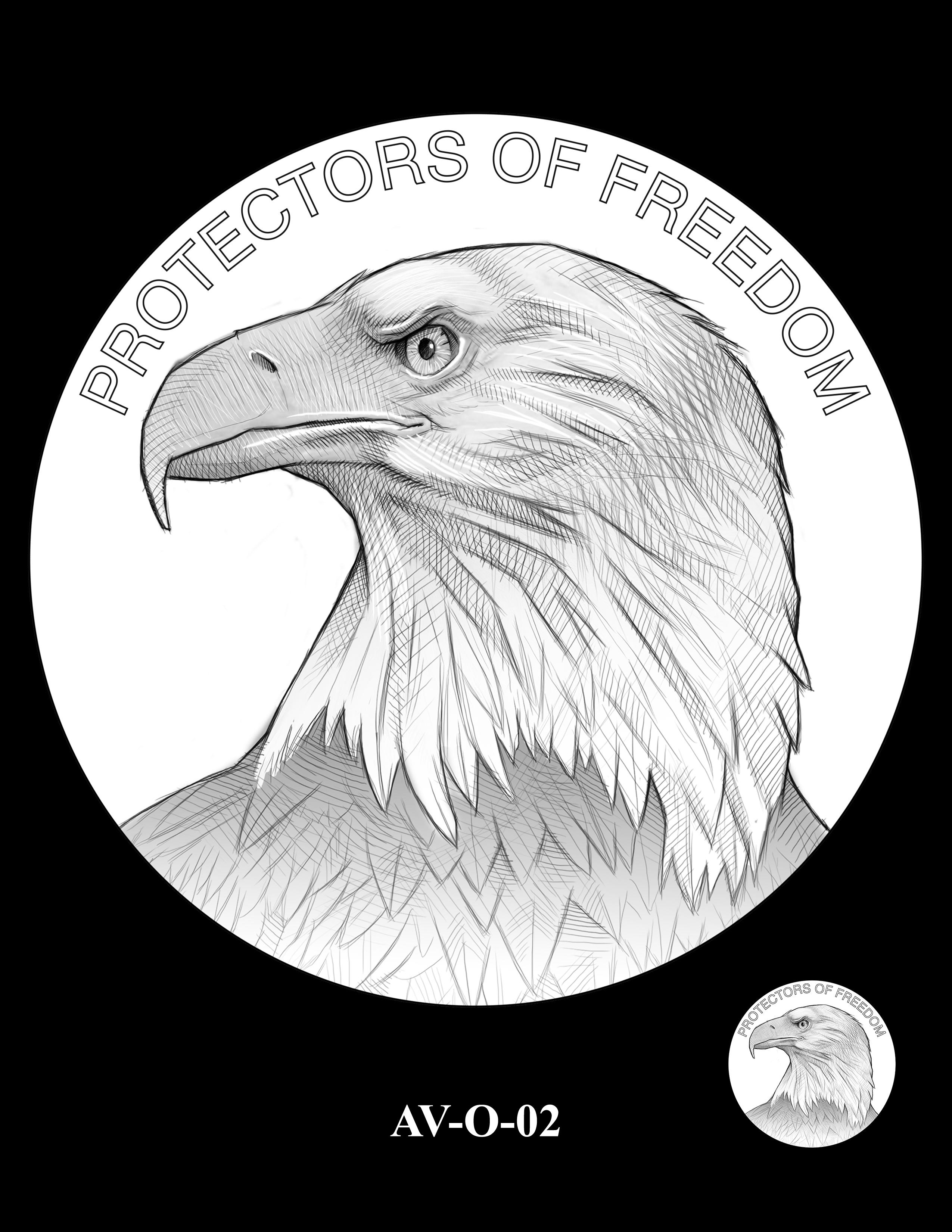 AV-O-02 - American Veterans Medal