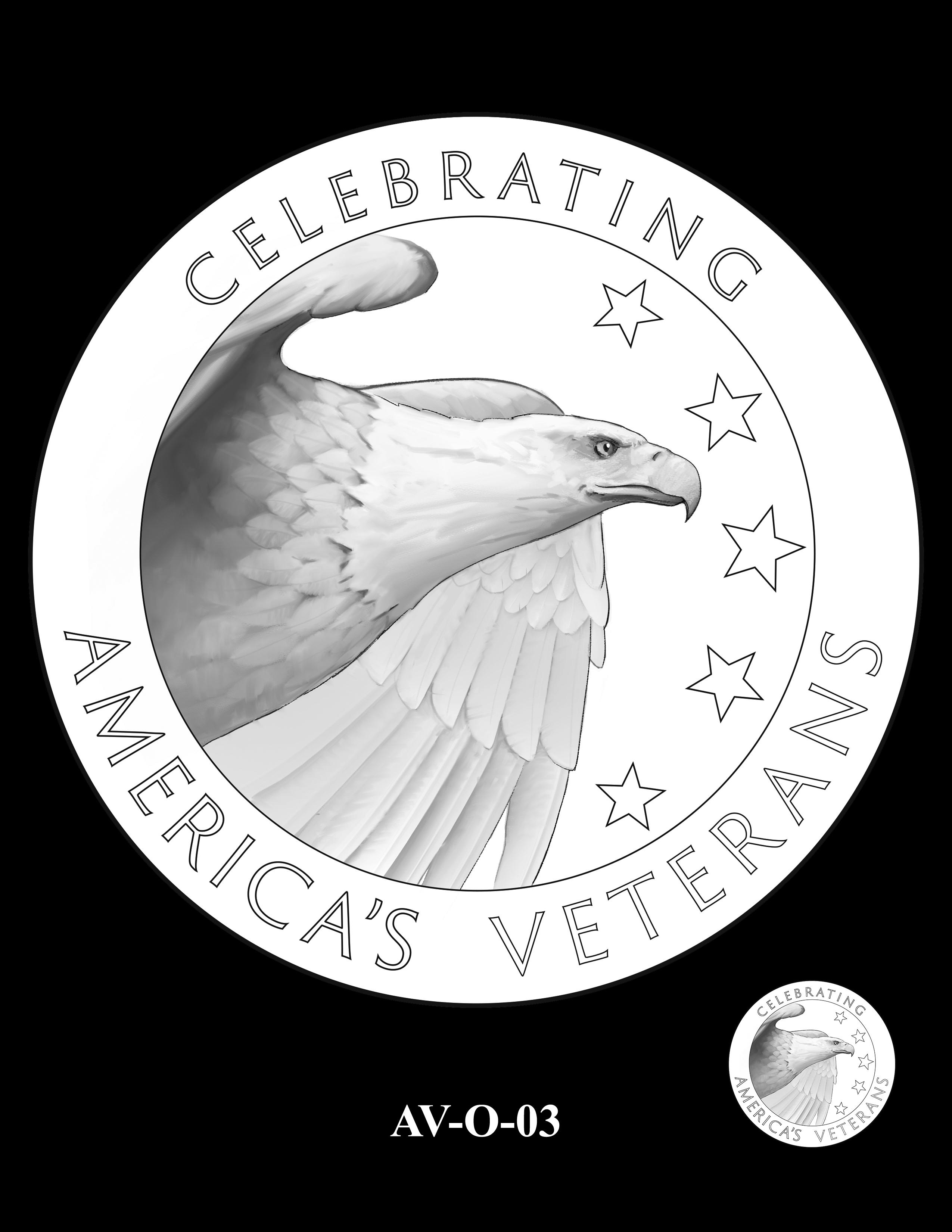 AV-O-03 - American Veterans Medal
