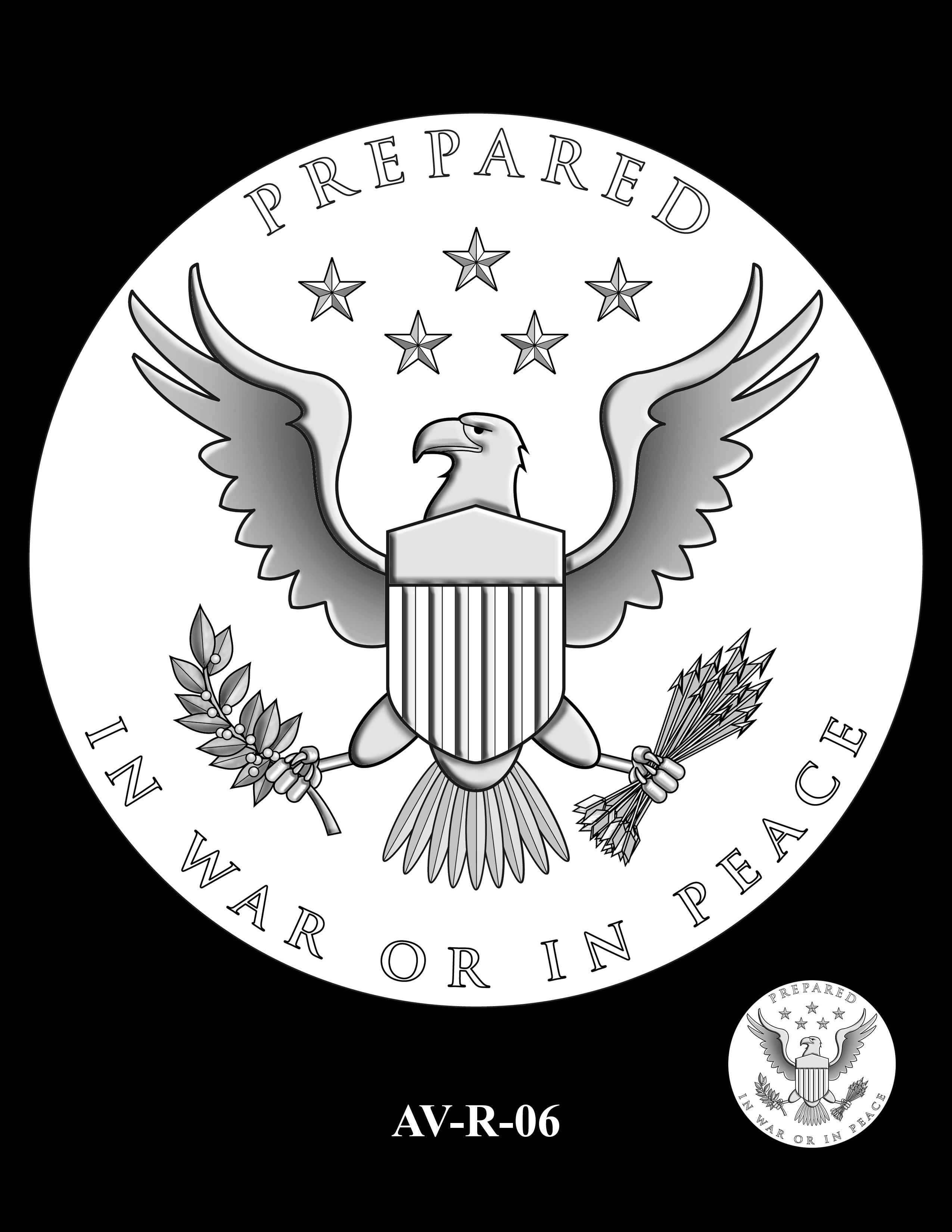 AV-R-06 - American Veterans Medal