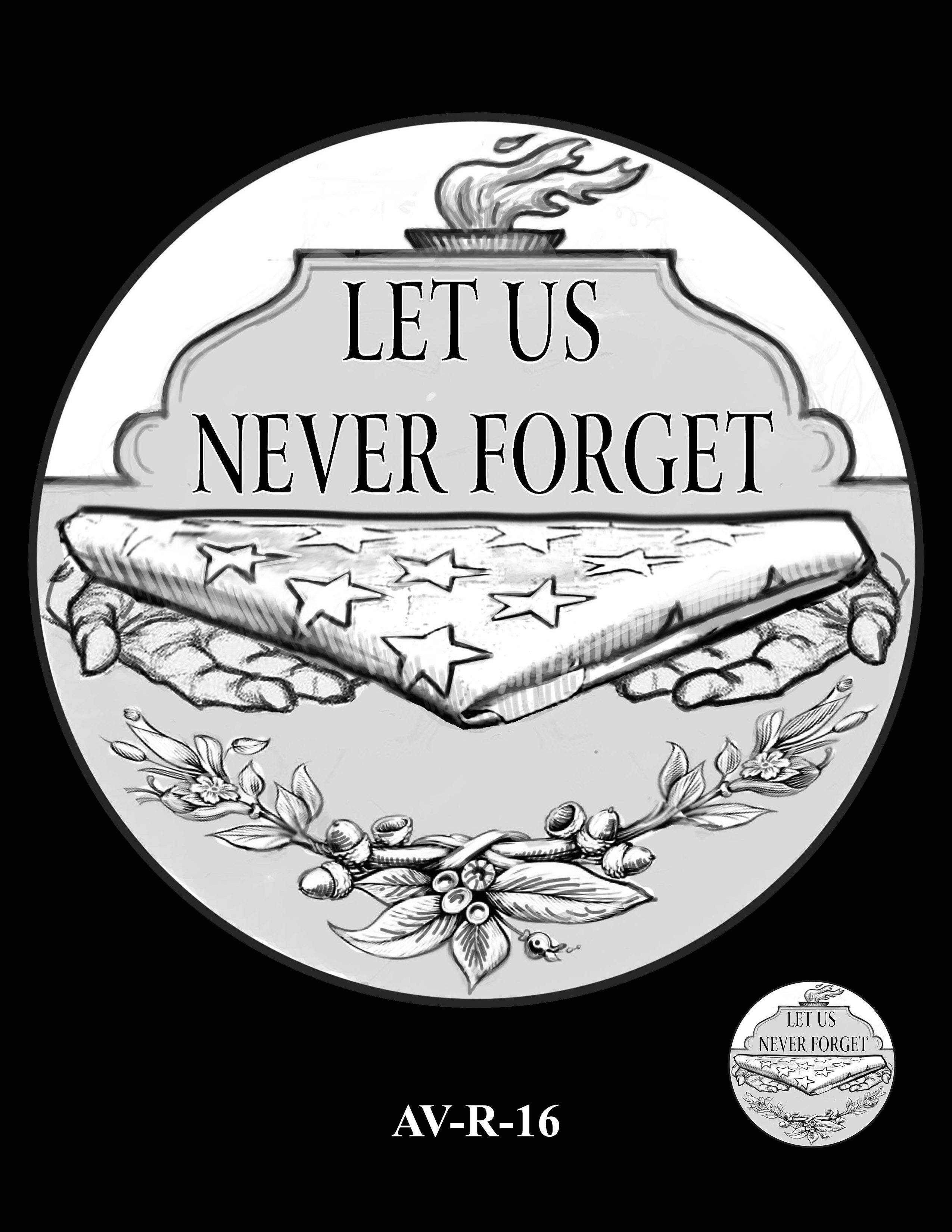 AV-R-16 - American Veterans Medal