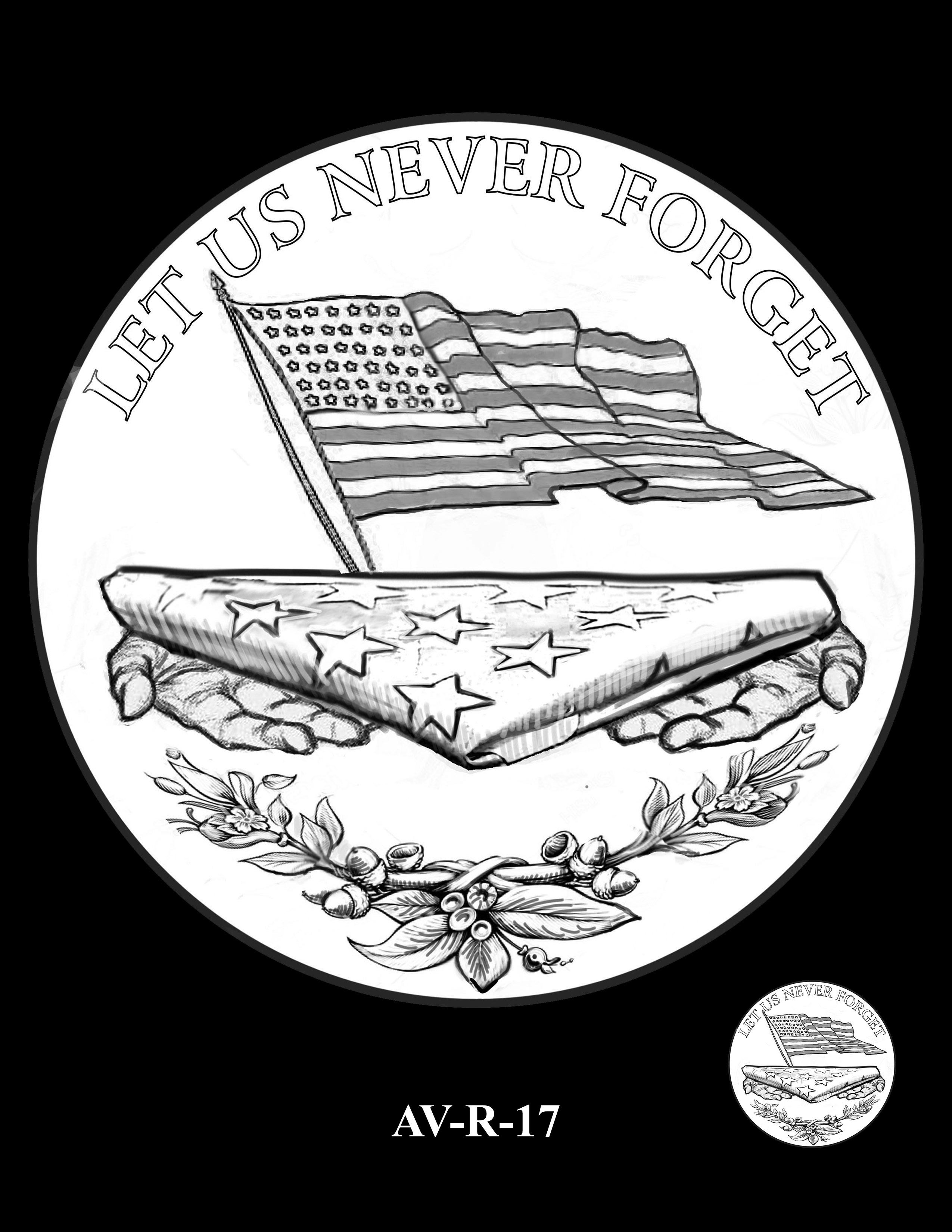 AV-R-17 - American Veterans Medal