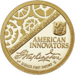 2018 American Innovation One Dollar Proof Coin Reverse