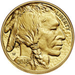 2018 American Buffalo One Ounce Gold Proof Coin Obverse