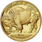 2018 American Buffalo One Ounce Gold Proof Coin Reverse