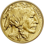2019 American Buffalo Gold One Ounce Bullion Coin Obverse
