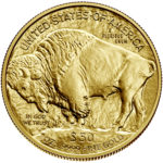 2019 American Buffalo Gold One Ounce Bullion Coin Reverse