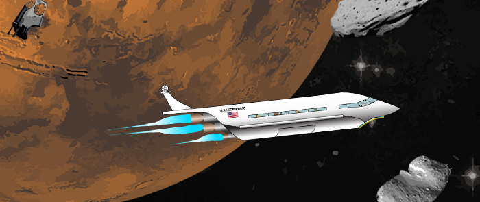 Space Supply kids homepage hero