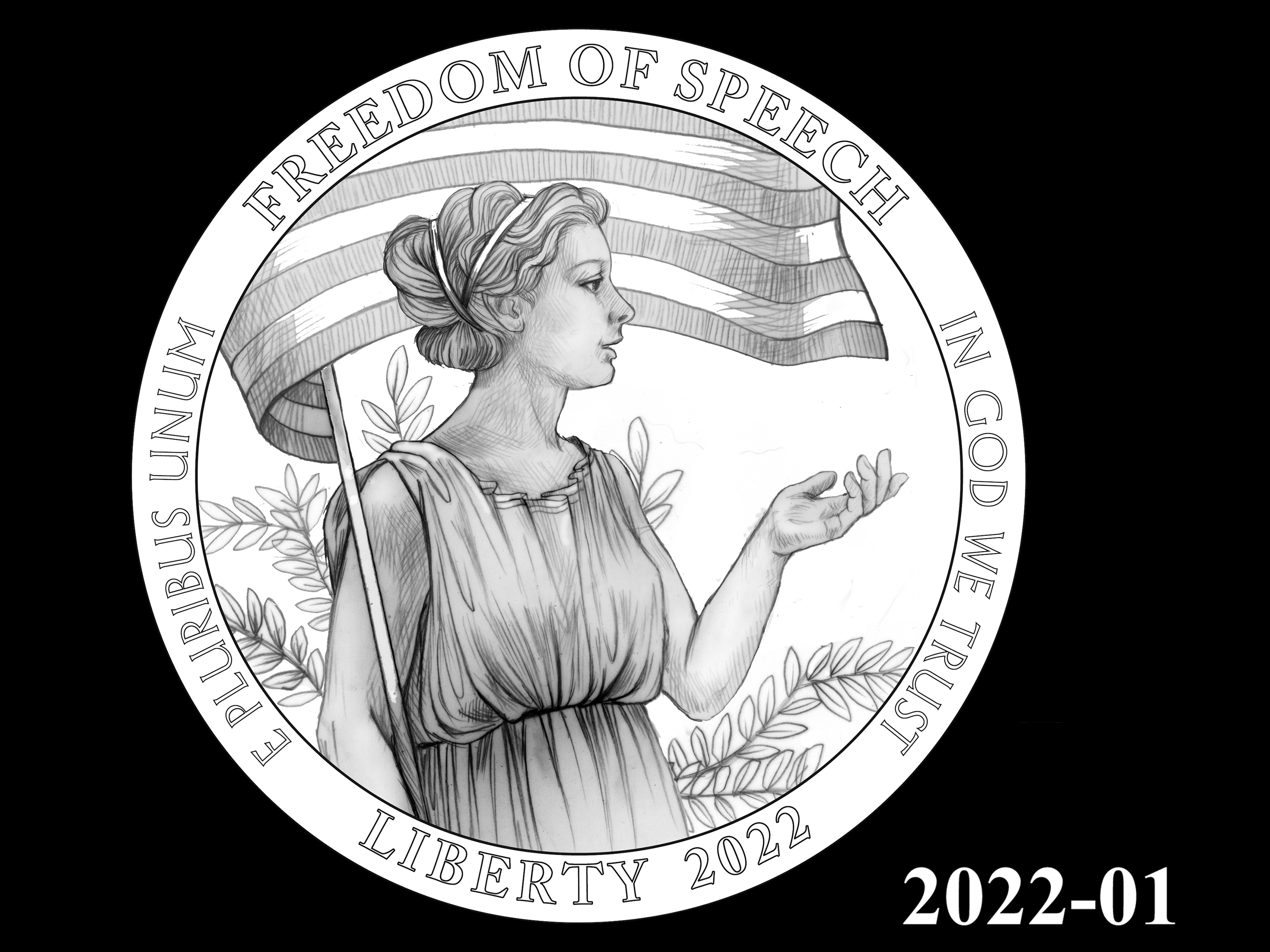 01-2022 -- 2021 - 2025 American Eagle Platinum Proof Program