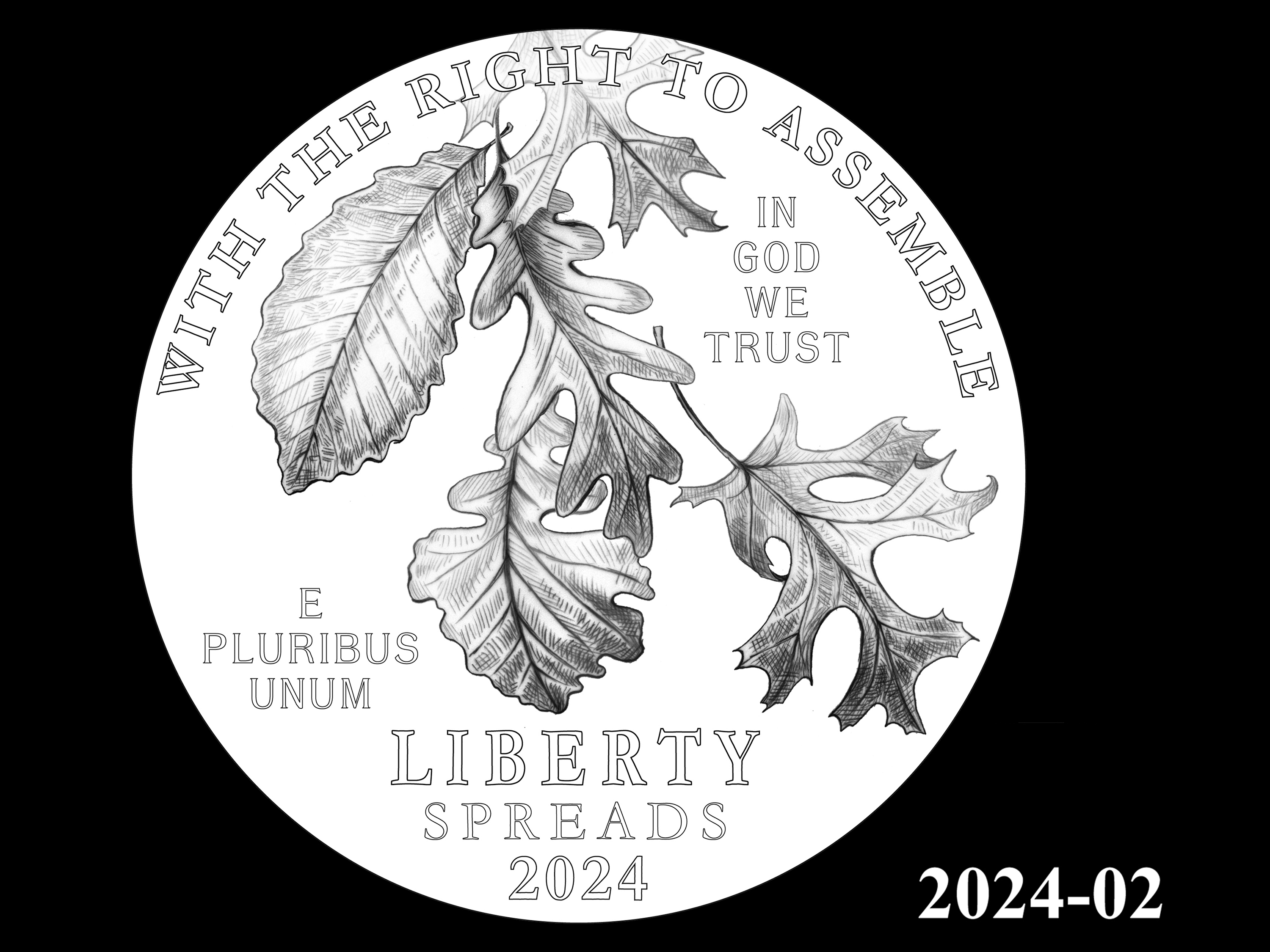 02-2024 -- 2021 - 2025 American Eagle Platinum Proof Program