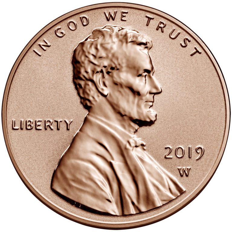 2019 Lincoln Penny Reverse Proof Obverse West Point