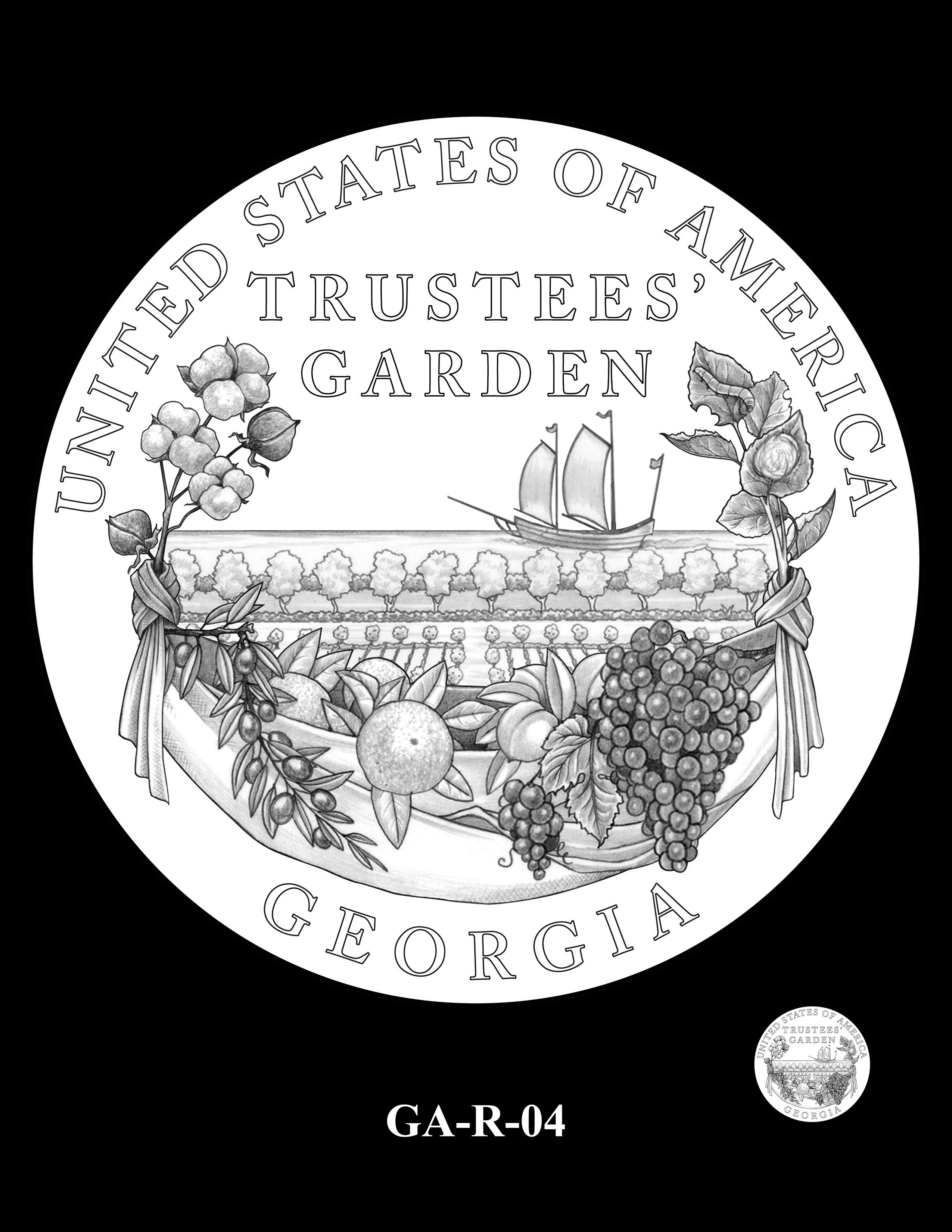 GA-R-04 -- 2019 American Innovation $1 Coin Program
