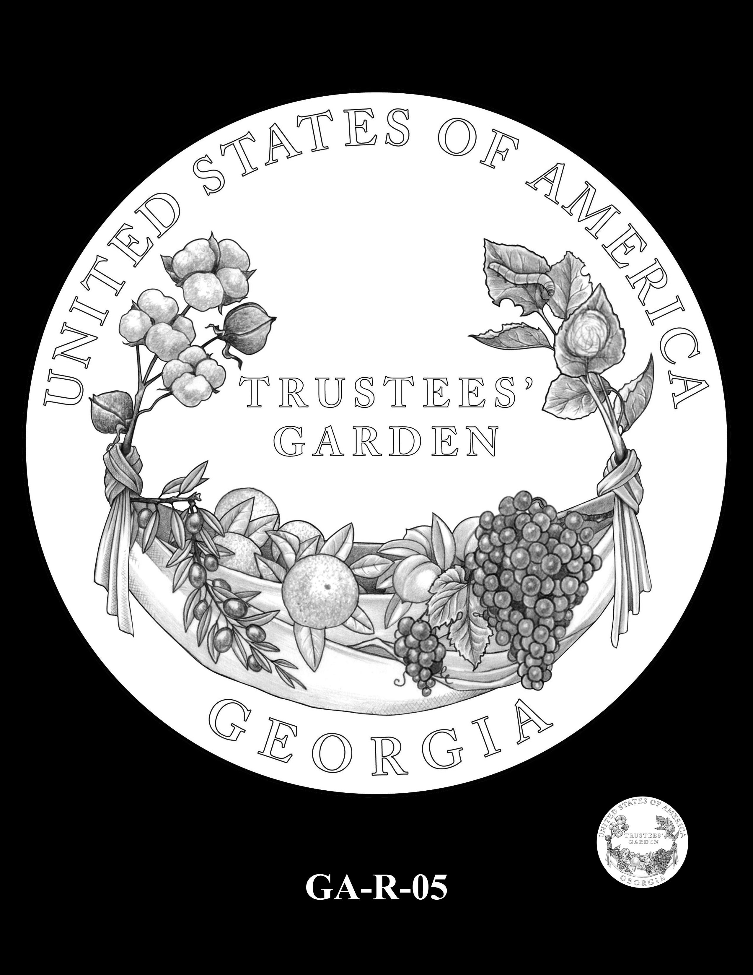 GA-R-05 -- 2019 American Innovation $1 Coin Program