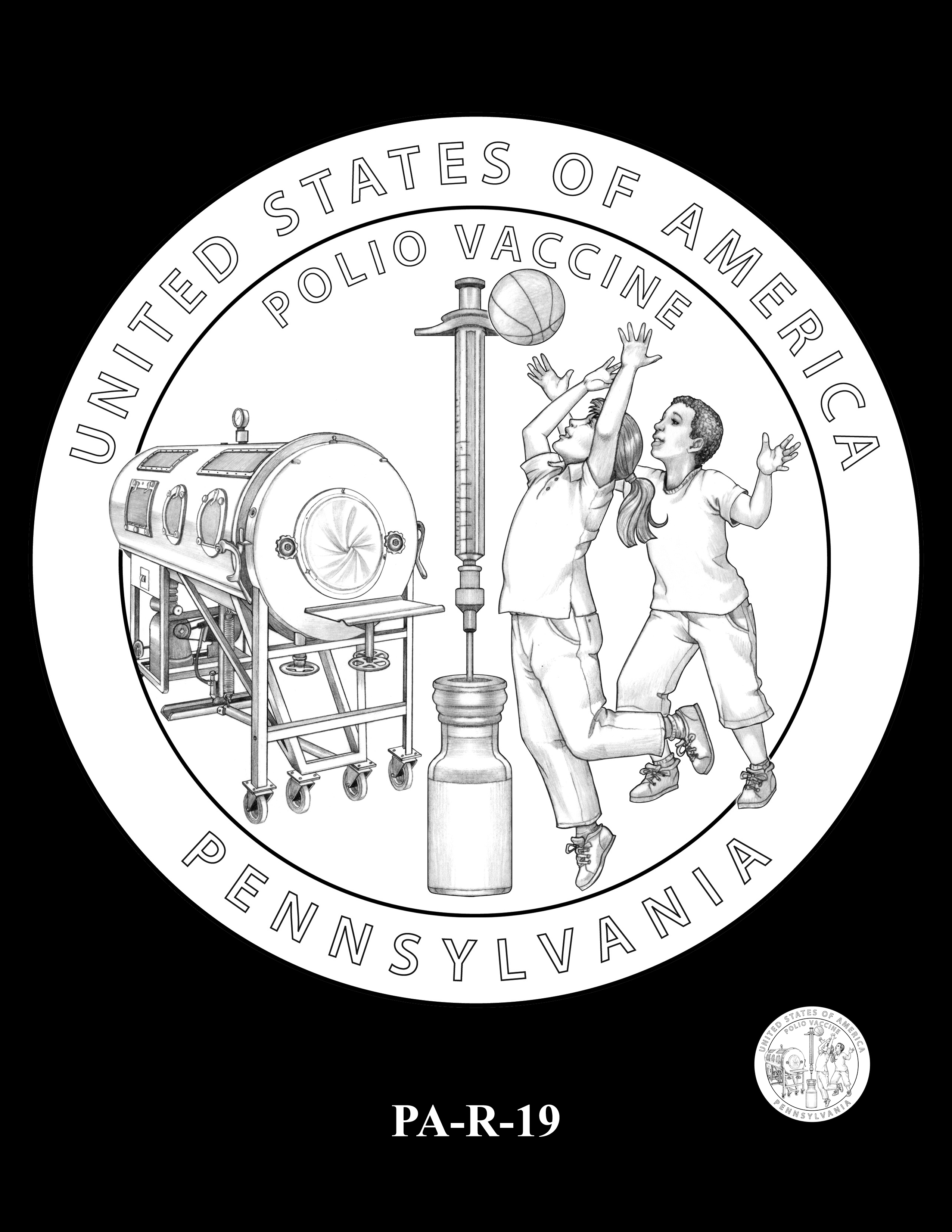 PA-R-19 -- 2019 American Innovation $1 Coin Program
