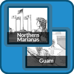 Coin Memory Match kids game icon Northern Marianas Island Guam ATB