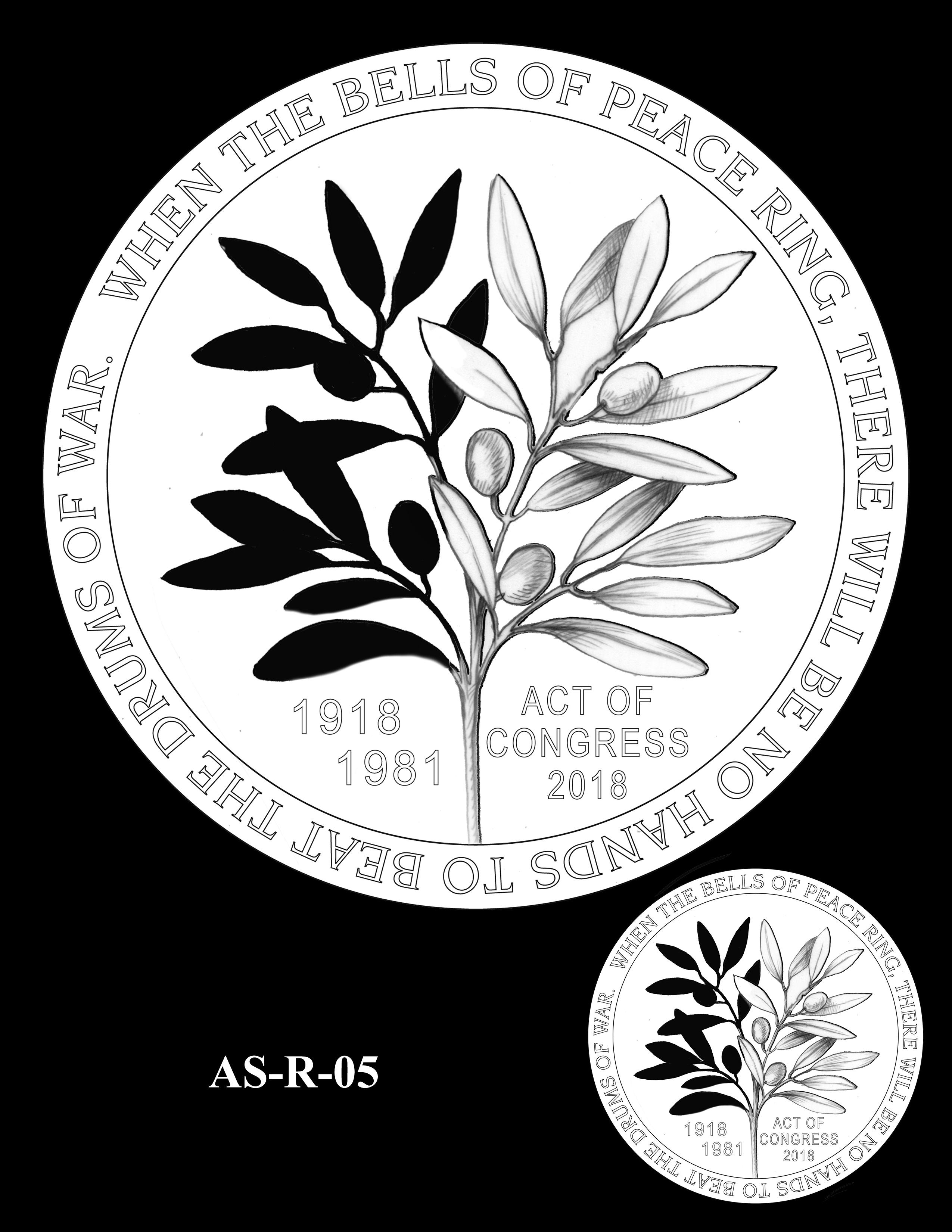AS-R-05 -- Anwar El Sadat CGM Reverse