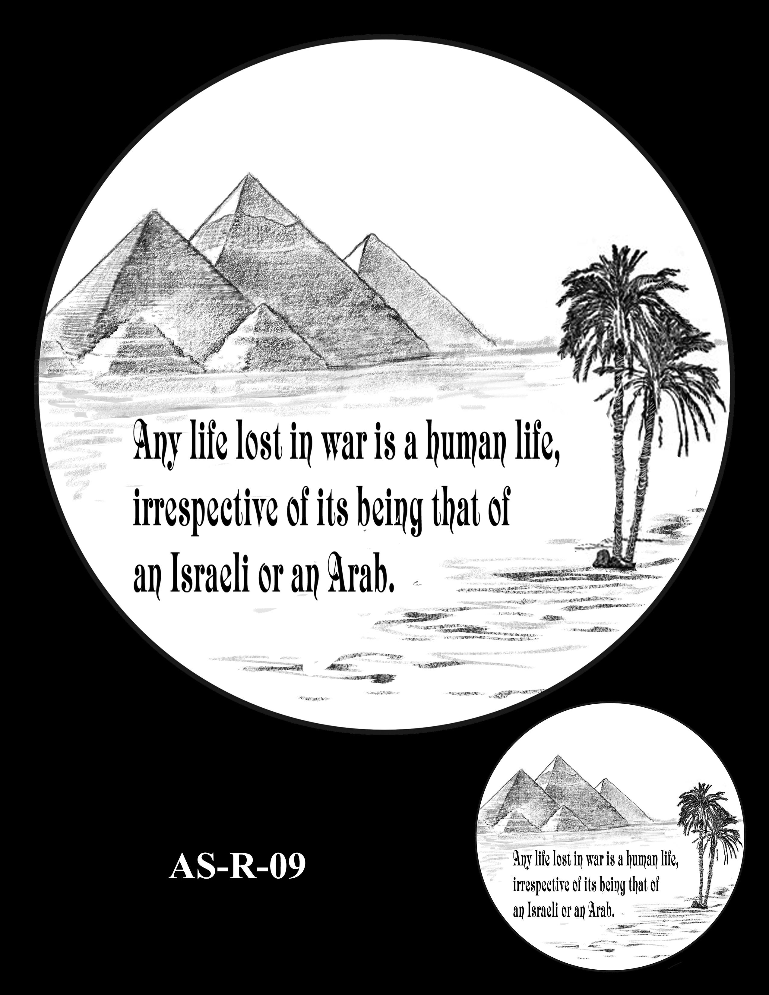 AS-R-09 -- Anwar El Sadat CGM Reverse