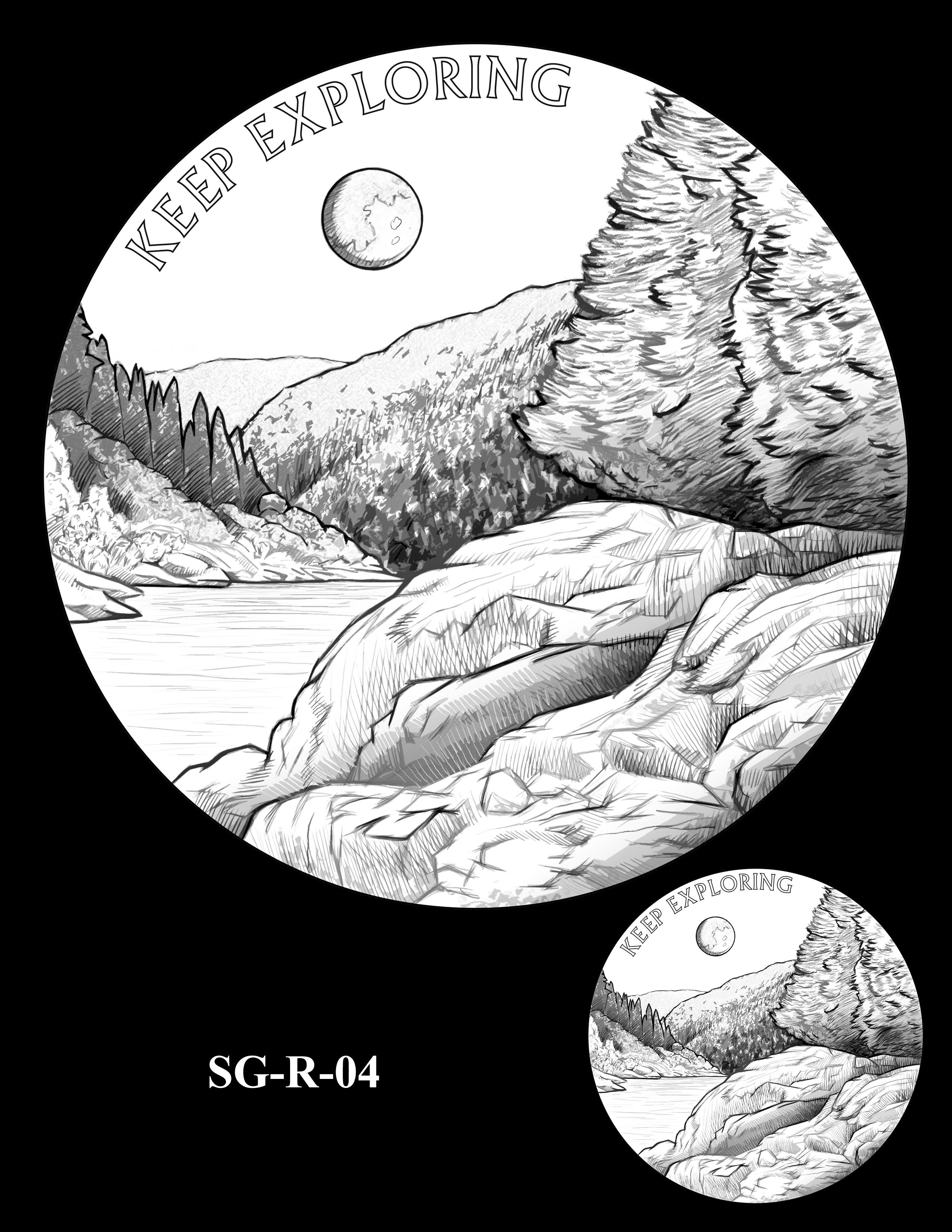 SG-R-04 -- Steve Gleason CGM Reverse