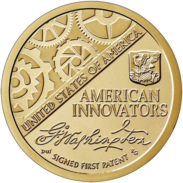 2018 American Innovation One Dollar Reverse Proof Coin Reverse