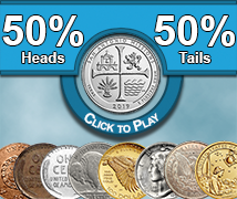 New homepage Coin Flip kids game San Antonio ATB 2019 coin feature