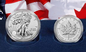 Pride of Two Nations Two Coin Set