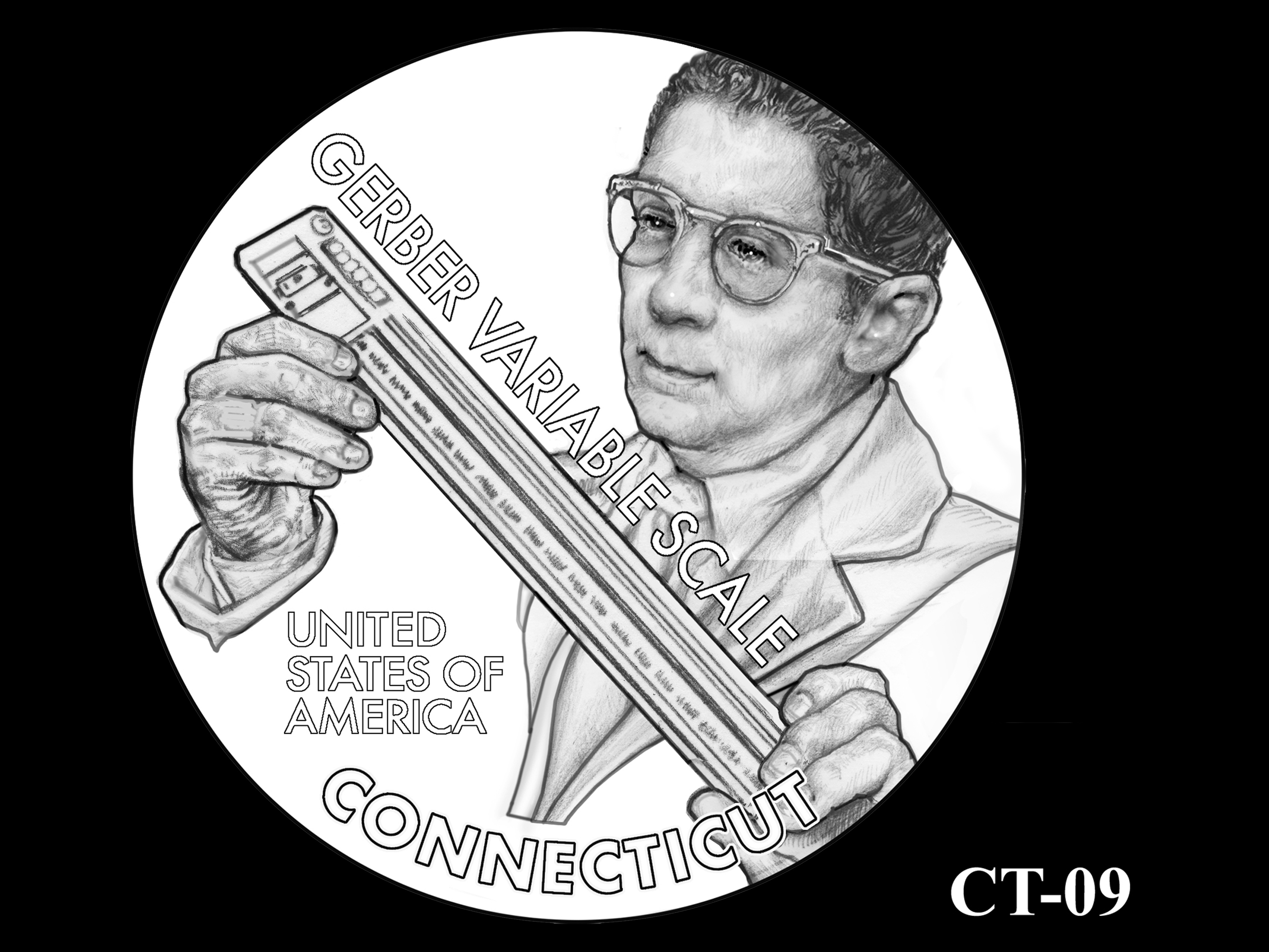 CT-09 -- 2020 American Innovation $1 Coin - Connecticut