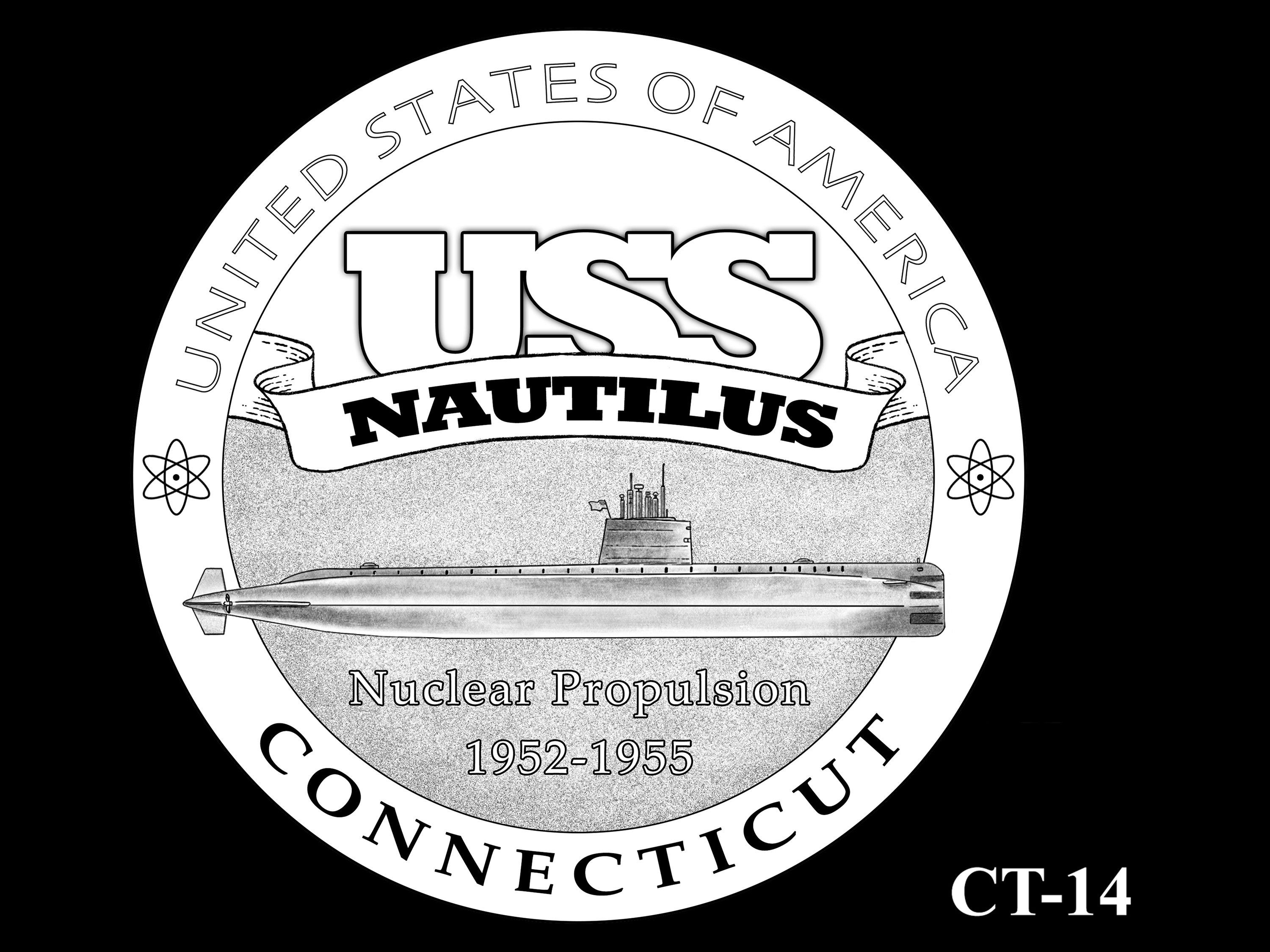 CT-14 -- 2020 American Innovation $1 Coin - Connecticut