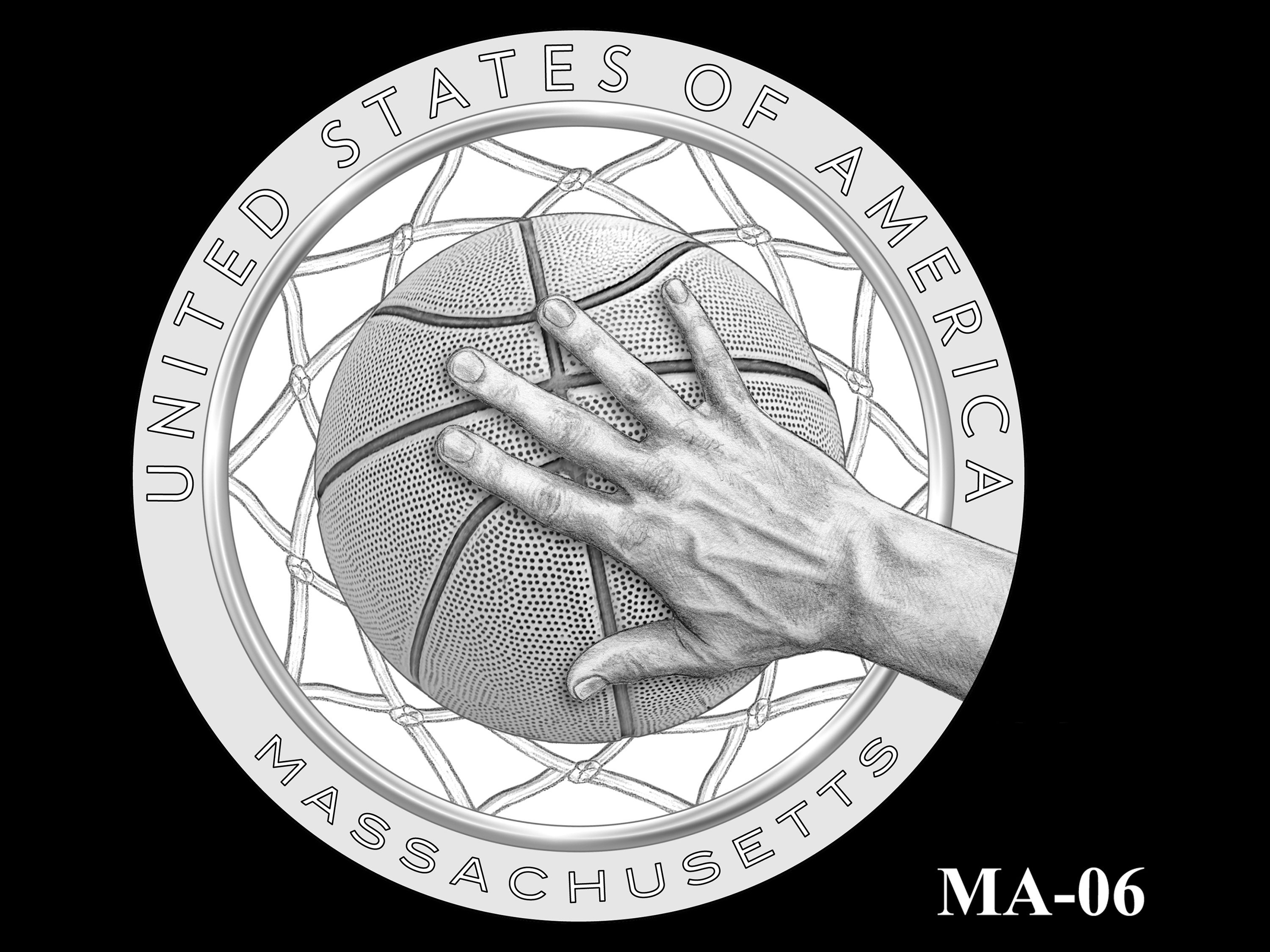MA-06 -- 2020 American Innovation $1 Coin - Massachusetts