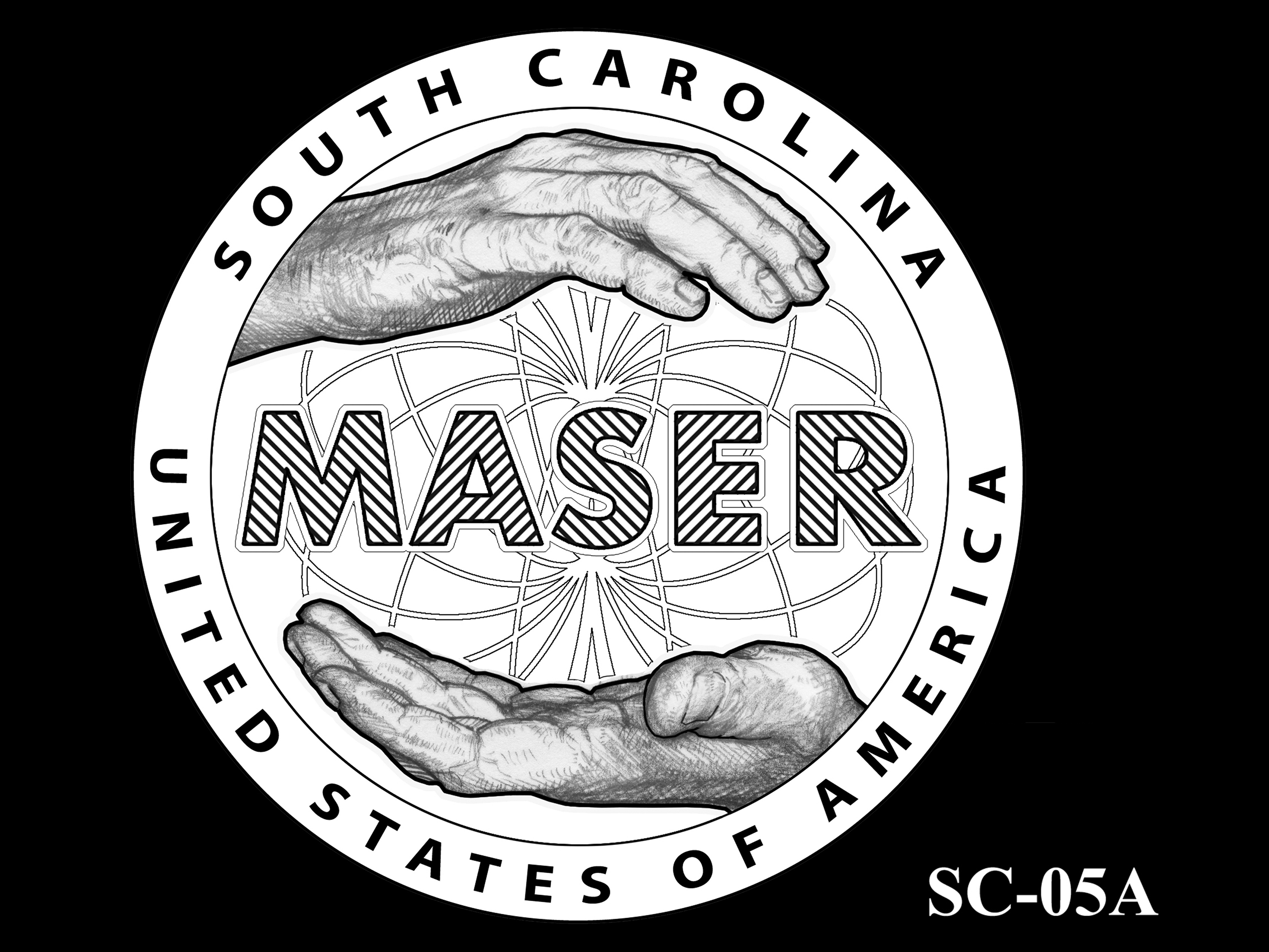 SC-05A -- 2020 American Innovation $1 Coin - South Carolina