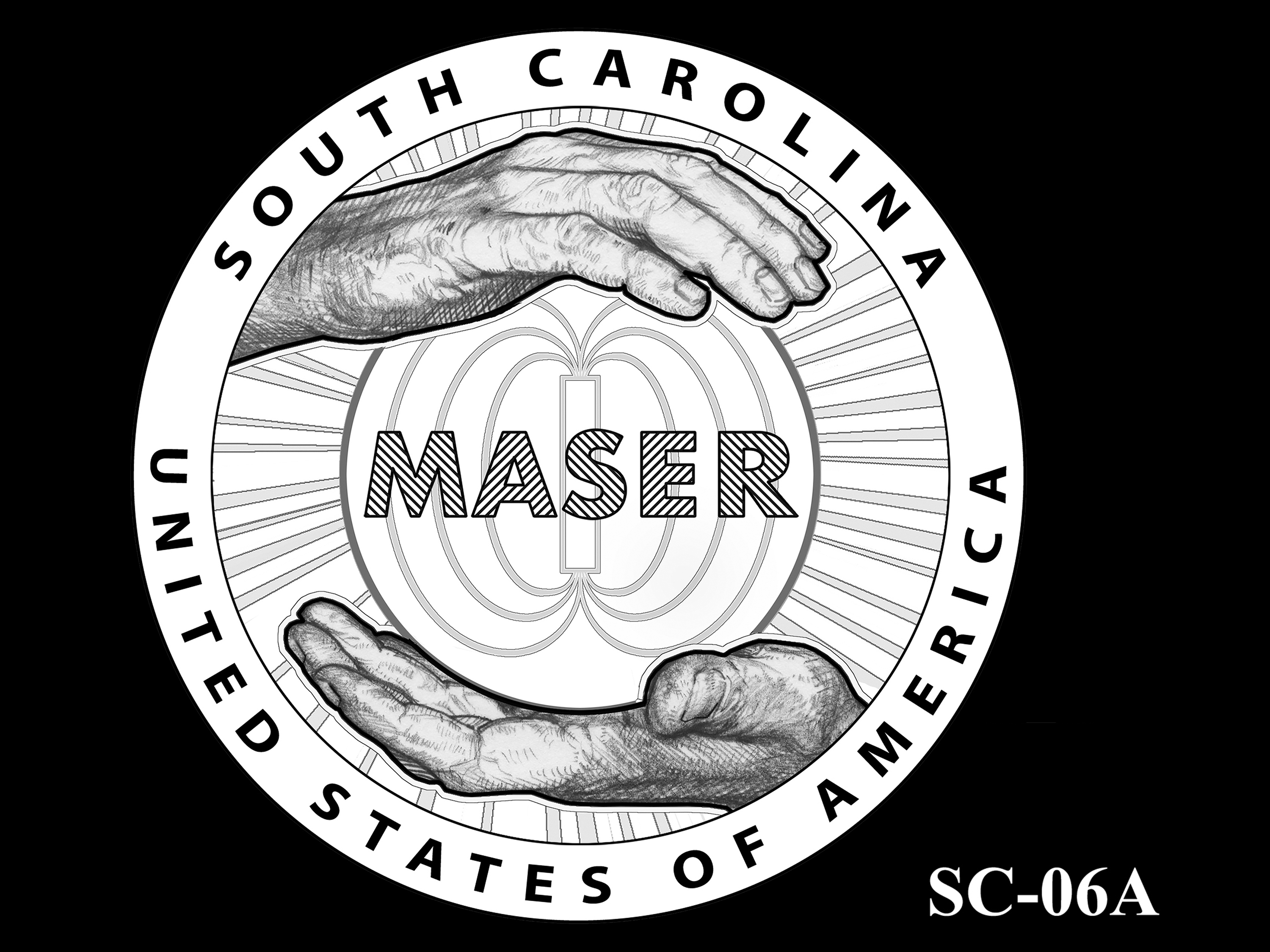SC-06A -- 2020 American Innovation $1 Coin - South Carolina