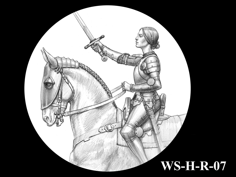 WS-H-R-07 -- Women's Suffrage Centennial Program - Historic Focus  - Reverse