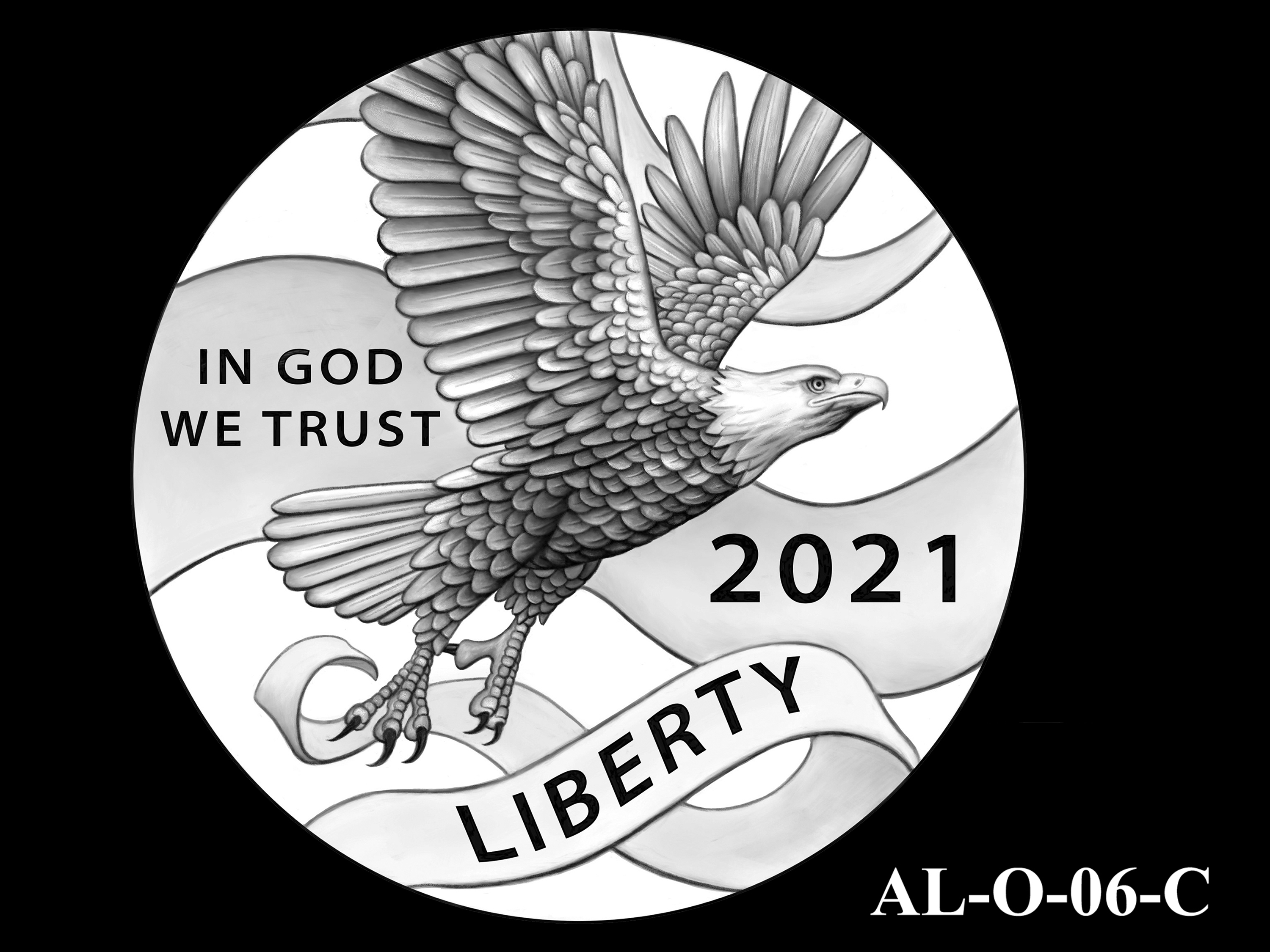 AL-O-06-C -- 2021 American Liberty Gold Coin and Silver Medal Program - Obverse