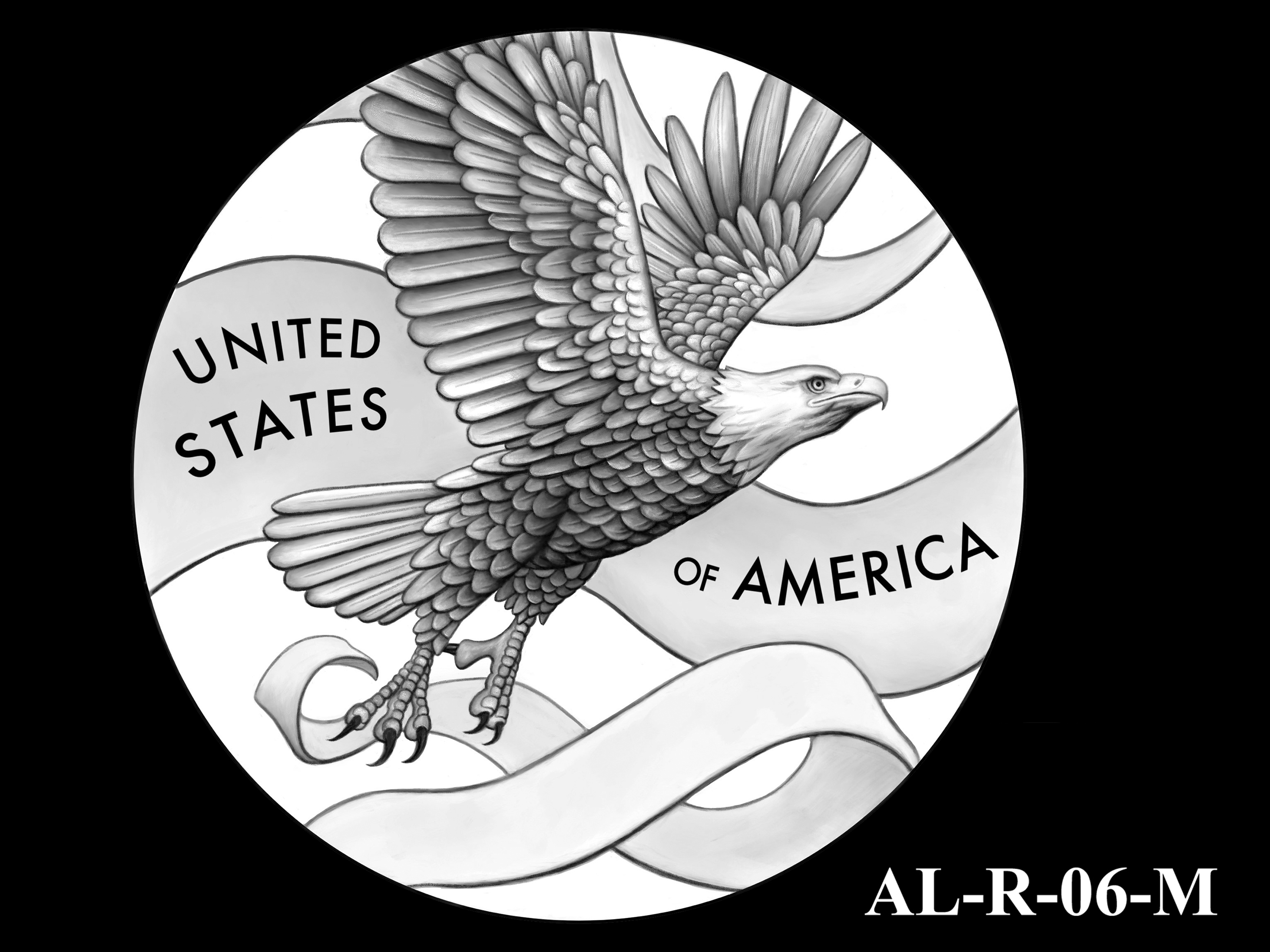 AL-R-06-M -- 2021 American Liberty Gold Coin and Silver Medal Program - Reverse
