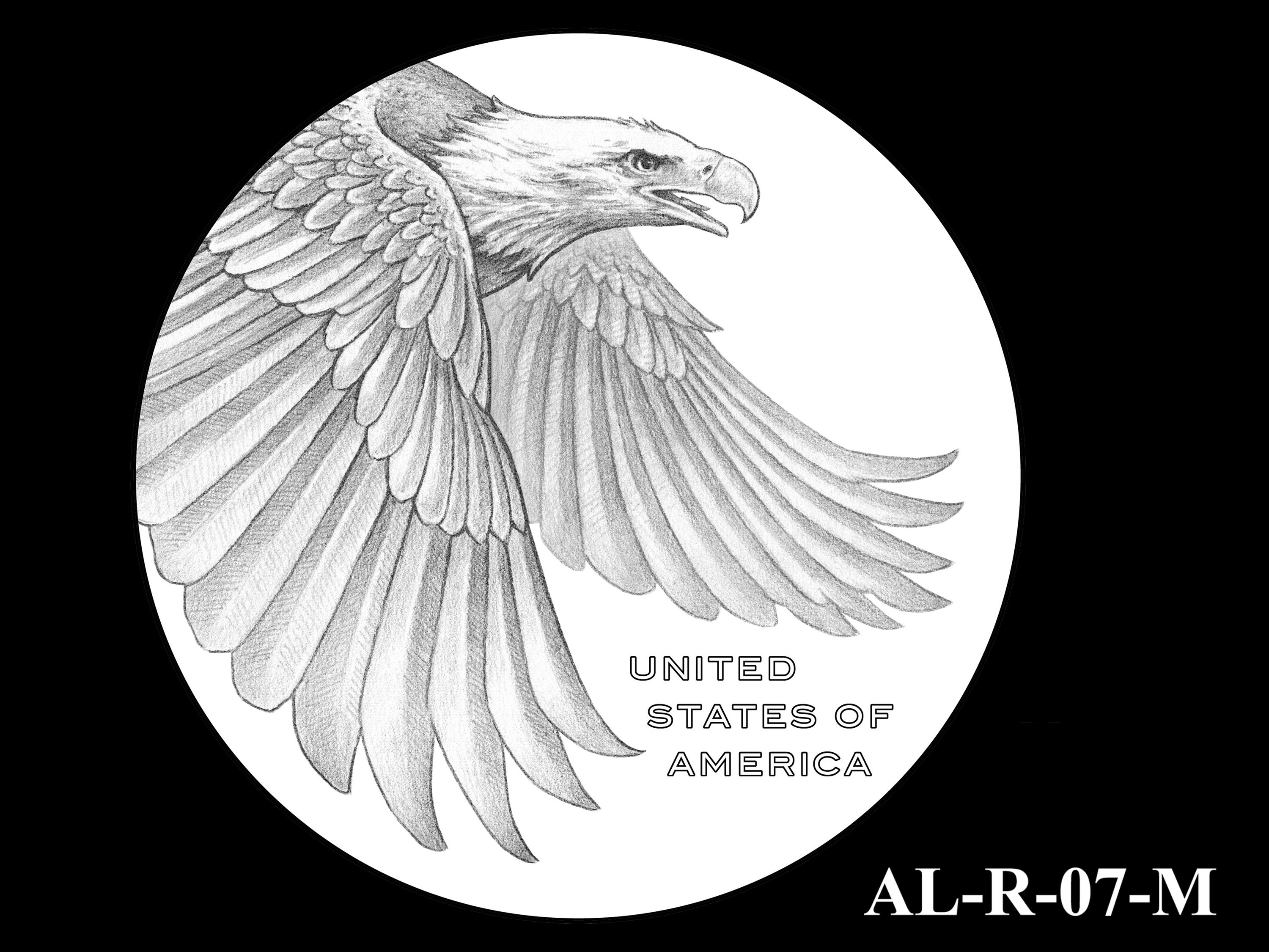 AL-R-07-M -- 2021 American Liberty Gold Coin and Silver Medal Program - Reverse