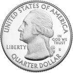 2020 America the Beautiful Quarters Coin Proof Obverse