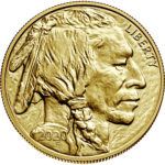 2020 American Buffalo Gold One Ounce Bullion Coin Obverse