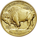 2020 American Buffalo Gold One Ounce Bullion Coin Reverse