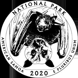 national park of american samoa quarter