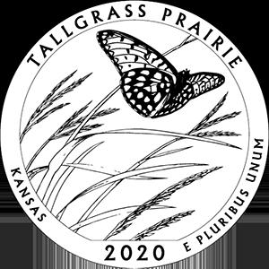 tallgrass prairie quarter
