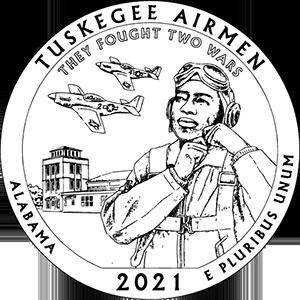 tuskegee airmen quarter