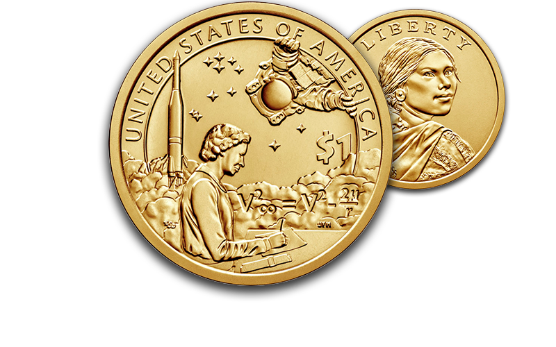 2019 Native American $1 Coin reverse and obverse