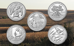 2020 America the Beautiful Quarters Proof Set homepage news feature