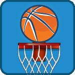 Kids Math Jam basketball game icon