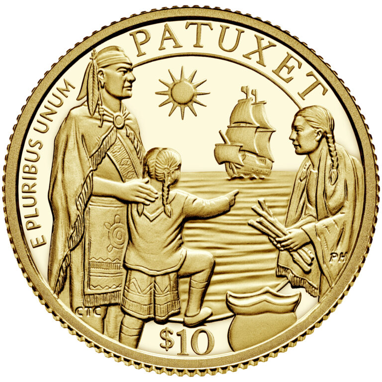 U.S. Gold Coin Obverse