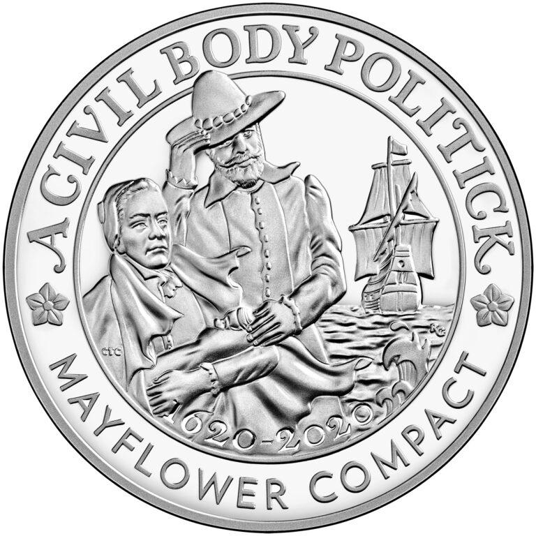 U.S. Silver Medal Obverse