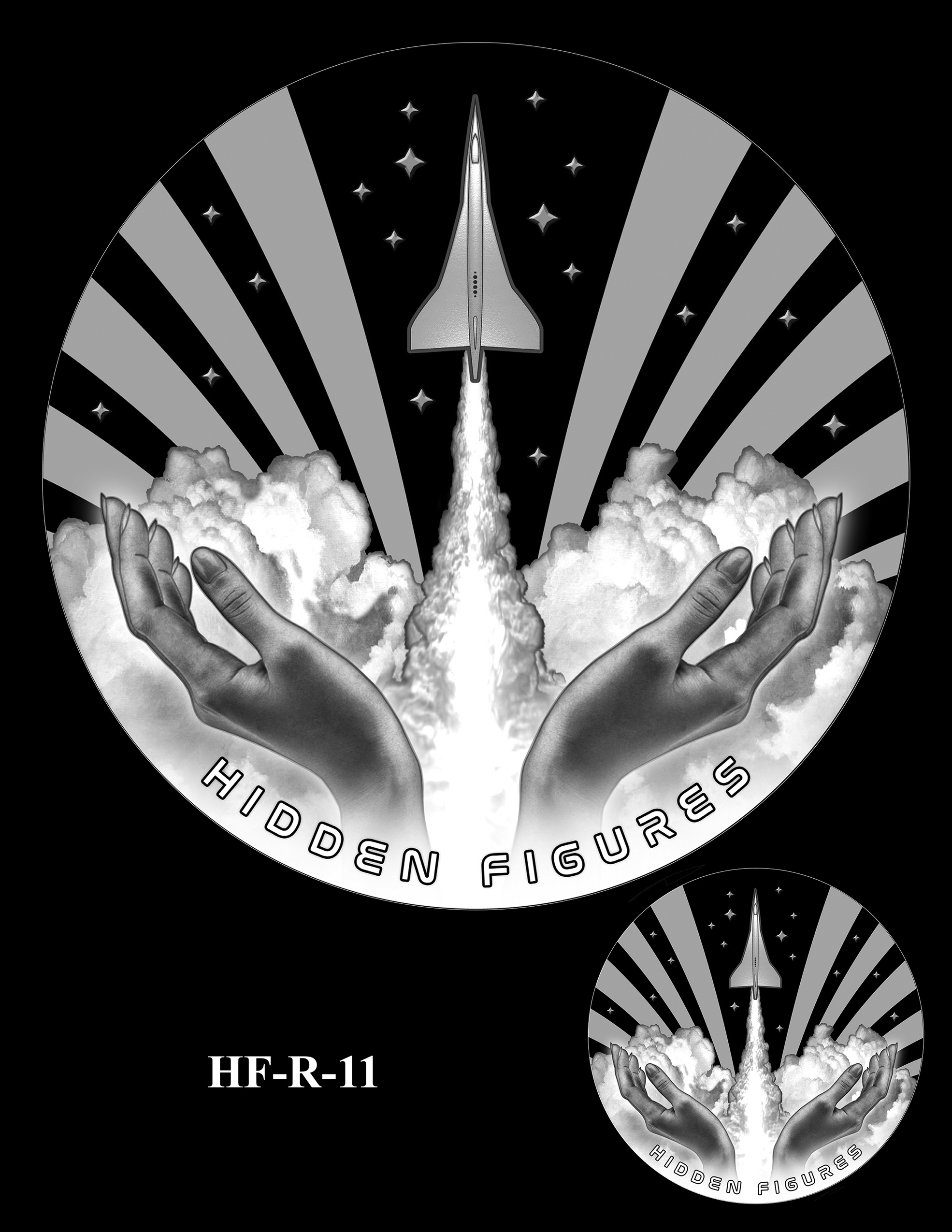 HF-R-11 -- Hidden Figures Group Congressional Gold Medal