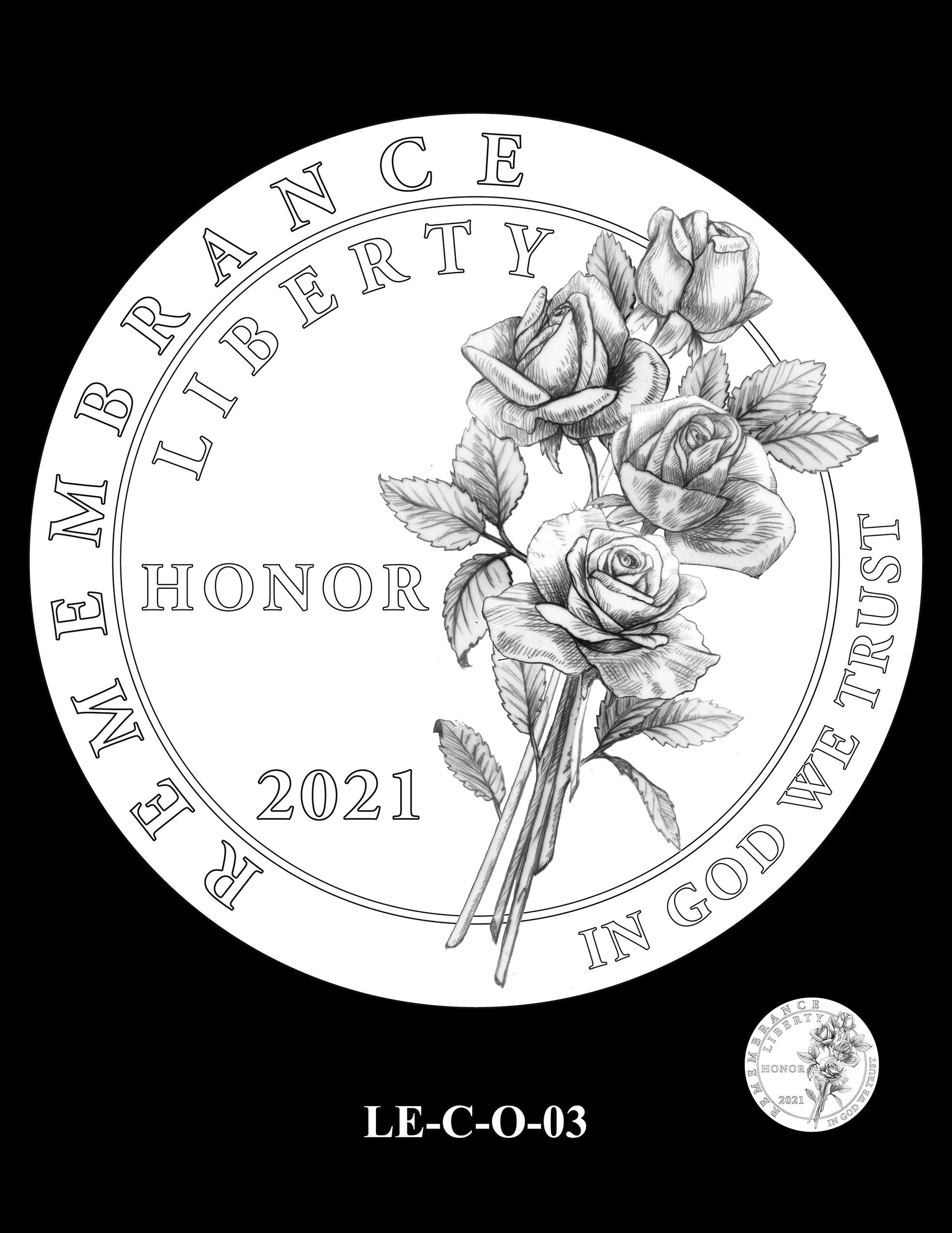LE-C-O-03 -- National Law Enforcement Museum Commemorative Coin Program